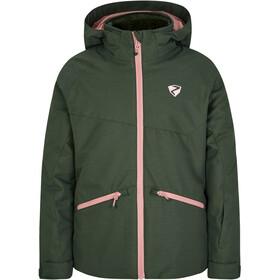 Ziener Antarktika Ski Jacket Kids, verde